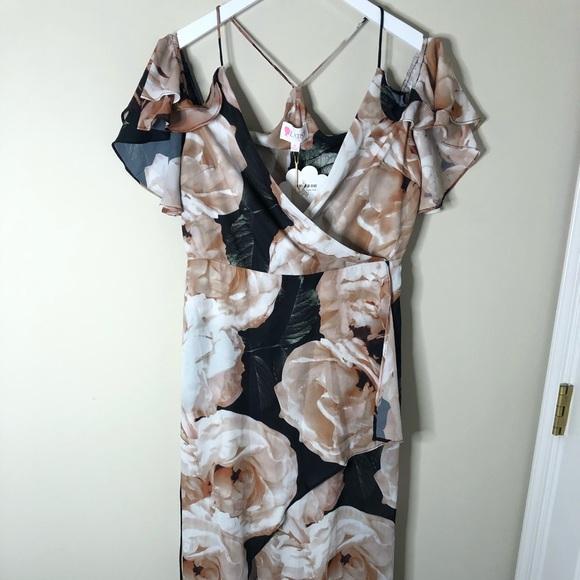 Floral Maxi Dress - NEW!